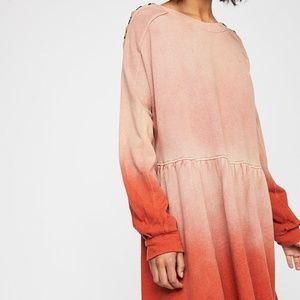 NWOT Free People Marlina Mini Dress